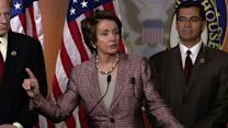 "Pelosi on sequester: ""No deal, no break"""