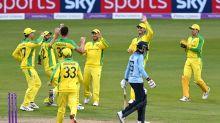 Australia win first ODI against England despite Sam Billings century