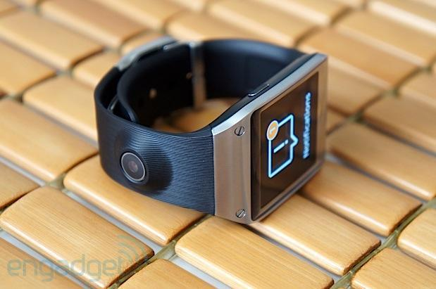 Samsung updating Galaxy Gear this week with enhanced notifications and gestures (updated)
