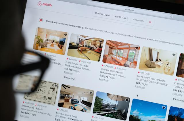 Airbnb agrees to hand over hosts' data to settle its NYC lawsuit
