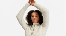 Everlane has just released fall-ready shades of their affordable Alpaca sweaters