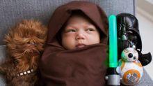 Facebook Boss Mark Zuckerberg Shares Star Wars-Themed Photo Of New Baby Daughter