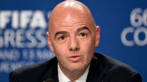Infantino says FIFA salary less than $2m