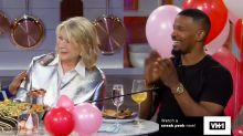 Martha Stewart rapping 'Bad and Boujee' on helium is the high point of the week