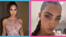Kim Kardashian's latest hair is giving me year 7 nostalgia