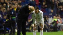 Zidane hopes for Hazard return this season after latest injury set-back