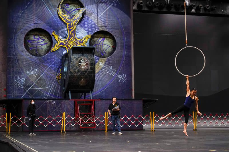 Cirque du Soleil reaches purchase deal with secured lenders