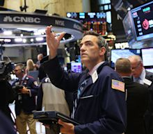 Stocks mixed as geopolitical tensions ease