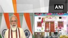 PM Modi inaugurates 1.75 lakh houses built under PM Awas Yojana in Madhya Pradesh