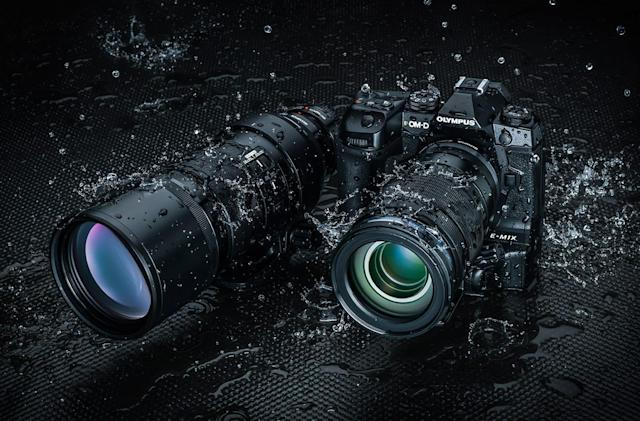 Olympus's flagship mirrorless camera doubles down on speed