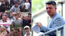Tommy Robinson protest: Police release images of nine people after violence in London
