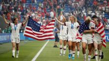 Olympics-U.S. women to face Australia in women's football at Tokyo Games