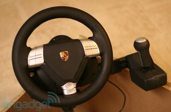 Fanatec Porsche 911 Turbo Wheel for Xbox 360 review