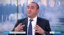 """Manifestations : """"La nouvelle stratégie sera celle du dispersement immédiat"""", explique Laurent Nuñez"""