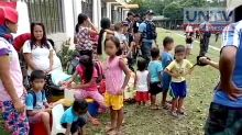 Mt. Mayon evacuees reach more than 34,000