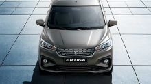 New 2018 Maruti Suzuki Ertiga production begins in India