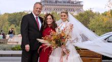 """Susana Vieira curte casamento do filho em Paris: """"Festa com sotaque"""""""