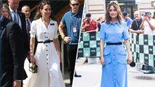 It-Piece des Sommers: Das Hemdblusenkleid richtig stylen