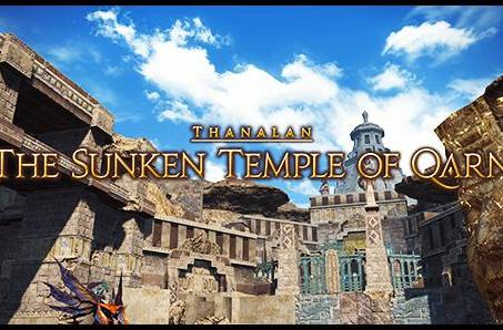 The Stream Team: Facing facers in FFXIV's Sunken Temple of Qarn