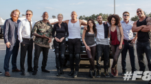 'Fast 8' Cast Posts Thank-You Letter as Filming Winds Down