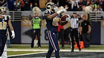 Tight end Fantasy Football playoff heroes