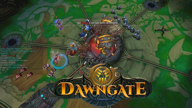 Dawngate: Reshaping the MOBA - PAX East 2014 Dev Commentary