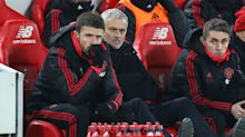 Mourinho's players below Manchester United standards, says Giggs