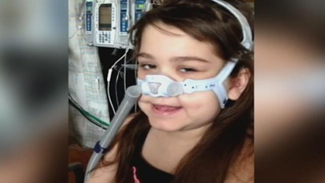 Girl, 10, Wins Court Battle, Gets Lung Transplant