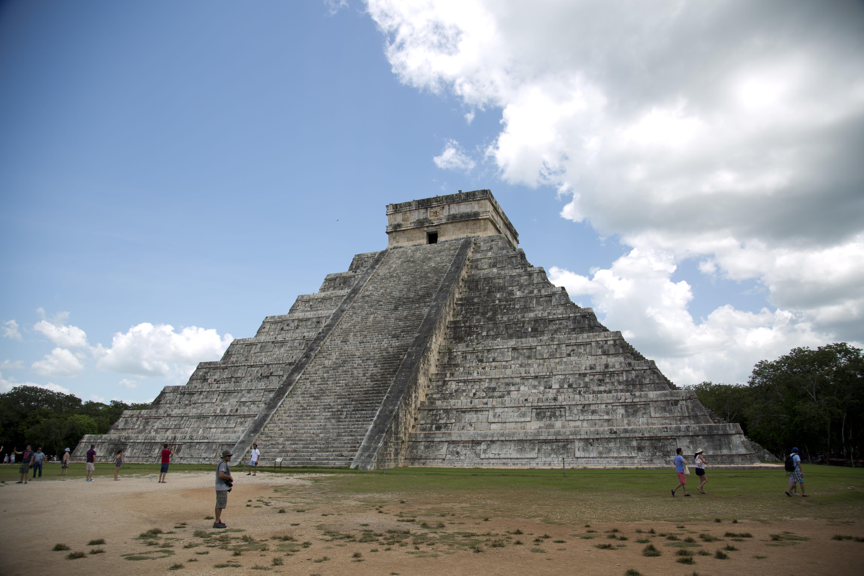 Mexico Maya Train