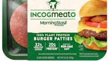 Food giant Kellogg's unveils 'Incogmeato' plant-based products