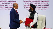 U.S. envoy meets new Taliban chief negotiator as Afghan peace talks near