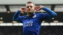 Premier League: Vardy fires Foxes closer to safety