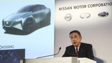 Hit with arrest of ex-chair Ghosn, Nissan profit nose-dives