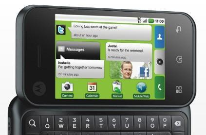 Motorola Backflip comes to Telus