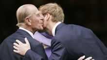 Prince William pays sweet tribute to Prince Philip