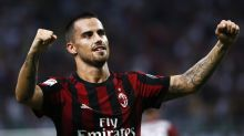 Suso extends AC Milan contract until 2022
