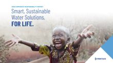 Pentair Corporate Responsibility Report Showcases Smart, Sustainable Water Solutions