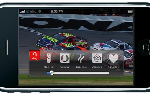 SlingPlayer Mobile for iPhone, SlingPlayer for Mac HD make debuts