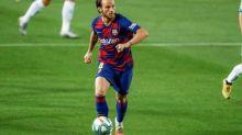 Foot - ESP - Ivan Rakitic: «Fier de mes années au Barça»