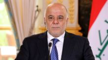Iraqi PM says Kurdish referendum 'a thing of the past', calls for dialogue