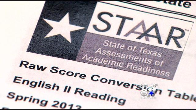 Upset Irving Mom Pulls Child From STAAR Exam
