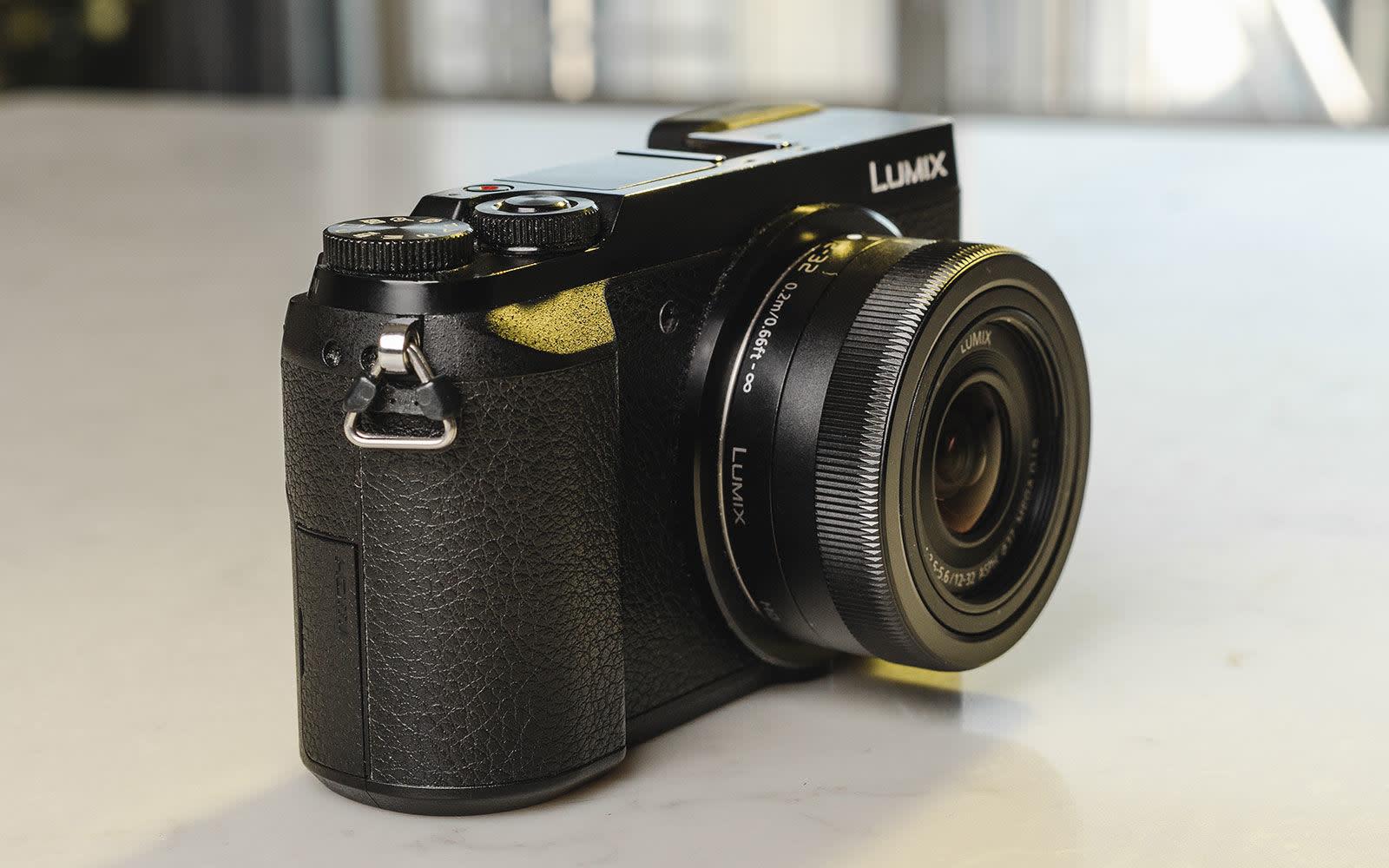 Lumix LX100 II compact APS-C camera