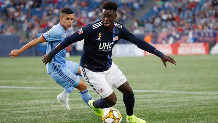Revolution defender Jalil Anibaba selected by Nashville SC in MLS Expansion Draft