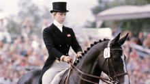 Princess Anne reveals four granddaughters are joining her for lockdown horse rides