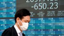 La Bolsa de Tokio termina casi plana en una jornada con escasas referencias