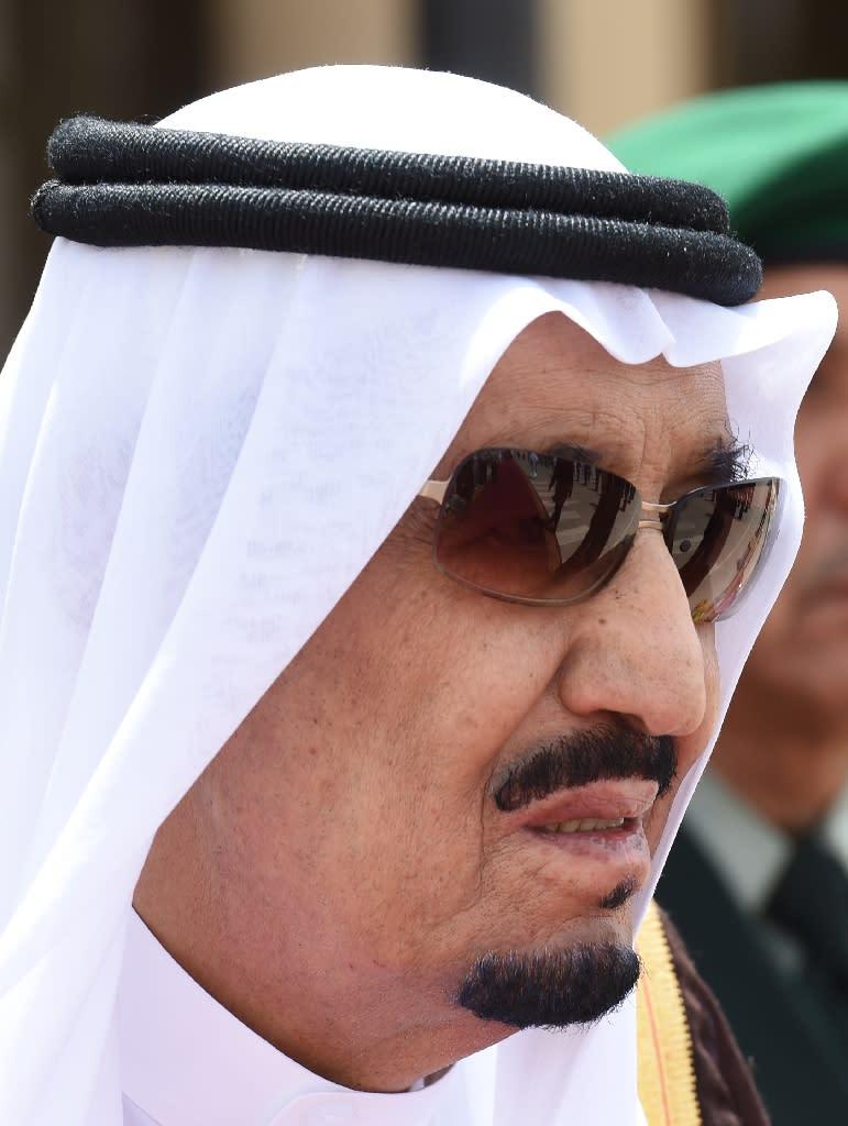 Executions in Saudi Arabia have accelerated under King Salman (AFP Photo/Fayez Nureldine)