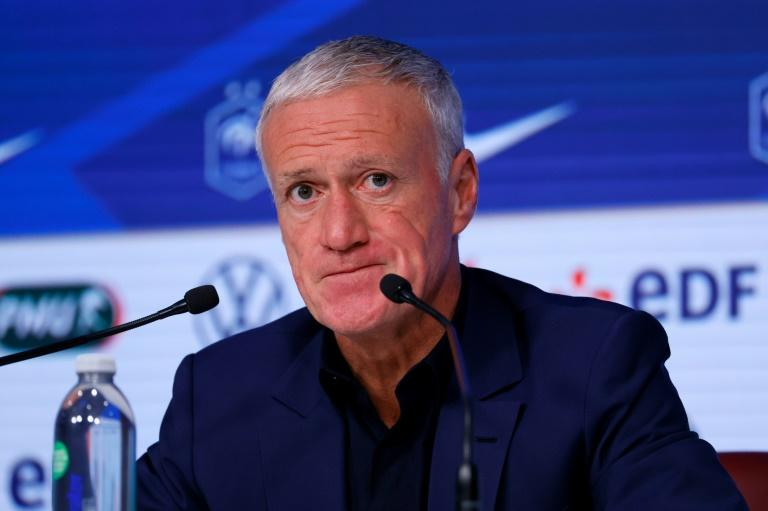 Deschamps says he cannot forget dropped Benzema's accusations