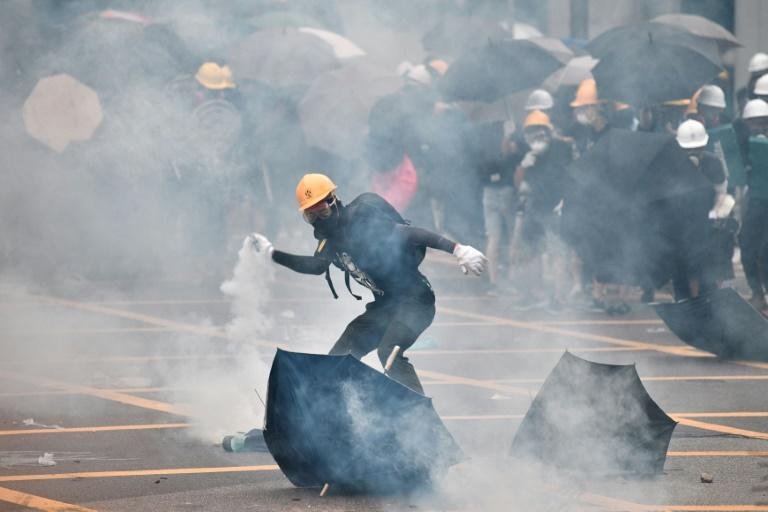 HK protesters to rally in test of support