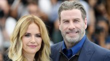 Kelly Preston, actress and John Travolta's wife, dies following two-year breast cancer battle aged 57