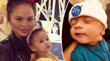 Chrissy Teigen learns an adorable lesson in female empowerment — from her 2-year-old daughter